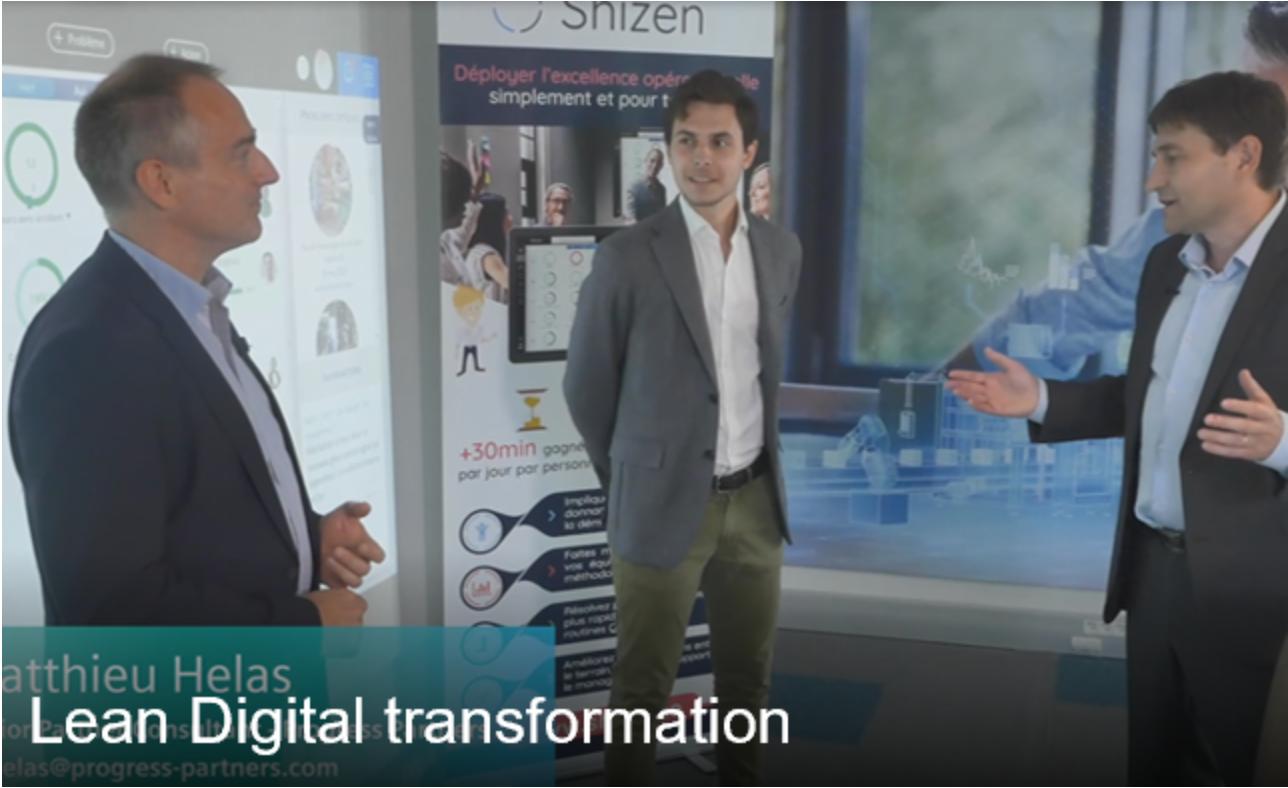Lean-Digital-Transformation
